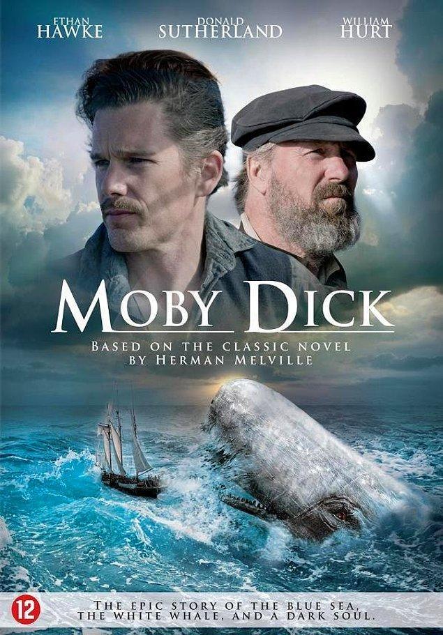 30 Ağustos 20.00 - Moby Dick
