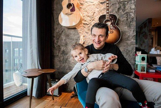 Çift, 2018'de bebek sevinci yaşadı. İsminin Alison olmasına karar verdiler.