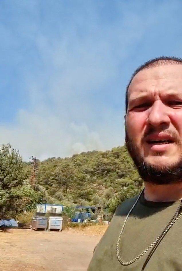 3. Bir yandan da birçok ünlü isim yangın söndürme çalışmalarına katıldı!