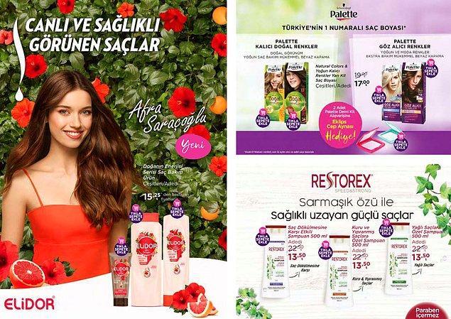 13. Restorex Speed&Strong Saç Dökülmesine Karşı Ekstra Direnç Şampuan (500 ml) 13,50 TL.