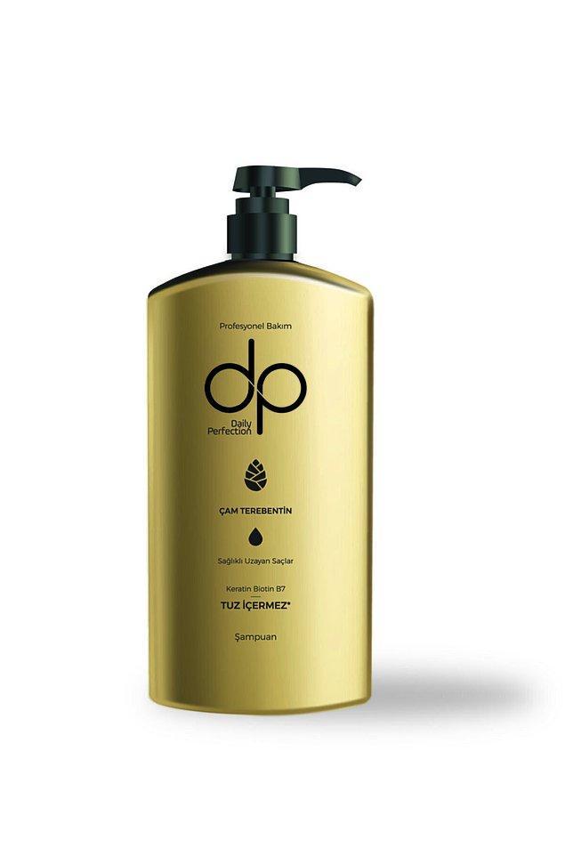 2. DP şampuan kullananlar, saçının doğal yapısını kimyasallardan koruyor. Tuz içermeyen özel formülüyle saç derisini ve saçlarını yıpratmadan temizliyor.