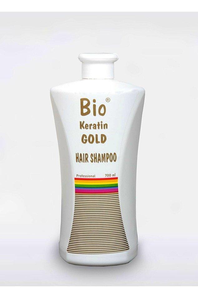 6. Keratin bakımından önce ve sonra kullanım için üretilen özel tuzsuz formülü ile saçlarınızın yıpranmasına engel olur.