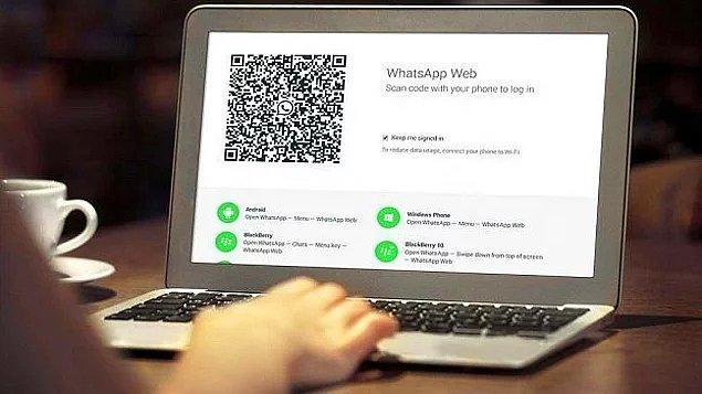 WhatsApp Web'e Bilgisayardan Nasıl Girilir?