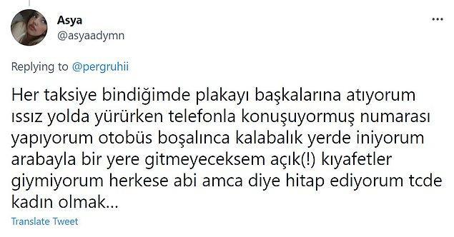 Türkiye'de yaşayıp bunu yapmamış bir kadın var mıdır?