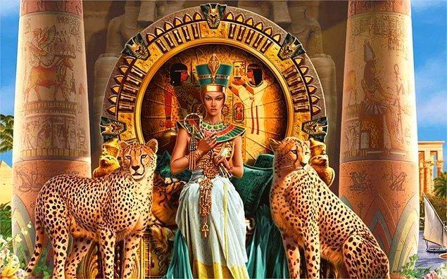 10. Kraliyet gelirinin %50'sini güzelliğe ve diğer lüks ürünlere harcarken kalanını da halkı için harcardı.
