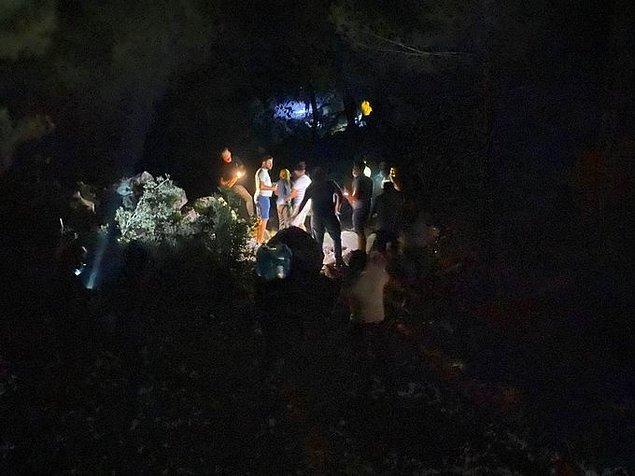 06:16 Seydikemer'de yangınlar kontrol altına alındı.