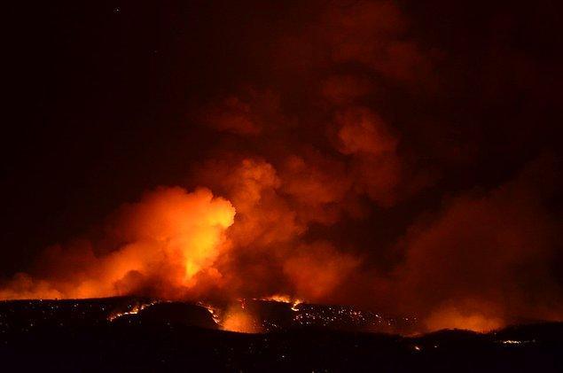 09:33 Vali Yardımcısı Arat: Aydın'daki orman yangını kontrol altına alındı.