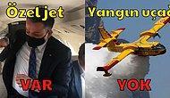 Hava Taşıt Kiralama ve Alımına Halkın Vergilerinden 15 Yılda 2 Milyar Dolar Harcandığı Ortaya Çıktı!