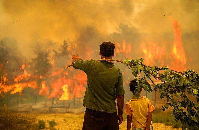 Bildiğiniz üzere ülkemizde bir türlü kontrol altına alınamayan orman yangınları hala devam ediyor. Bu durum ise hepimizin ciğerini yakıyor.