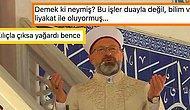 Diyanet İşleri Başkanı Ali Erbaş'ın Manavgat'taki Yağmur Duasının Ardından Nem Oranın Düşmesi Gündemde!