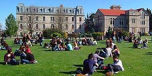 Üniversitede Seni En İyi Yansıtan Bölüm Hangisi?