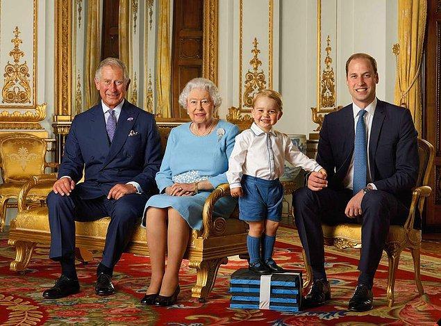 11. Ailedeki babalar, bebekleri doğacağı zaman doğumhanede bulunmaz. Örneğin Prens Philip ilk çocuğu doğduğu sırada bahçede tenis oynuyordu.