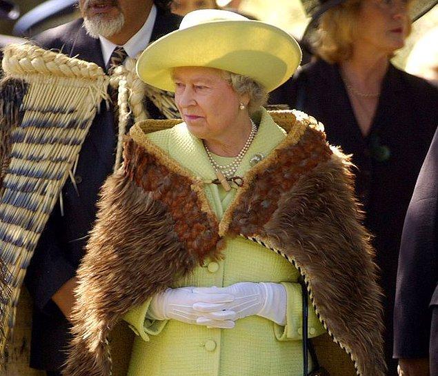 12. Kraliyet ailesi üyelerinin kürk giymesi 14. yüzyılda III. Edward tarafından yasaklanmıştı. Yıllar içinde unutulan kural, kürk karşıtı gruplar tarafından tepki gördüğü için geçtiğimiz senelerde tekrar yürürlüğe girdi.