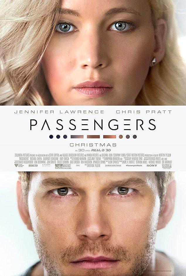 7. Passengers - IMDb 7.0