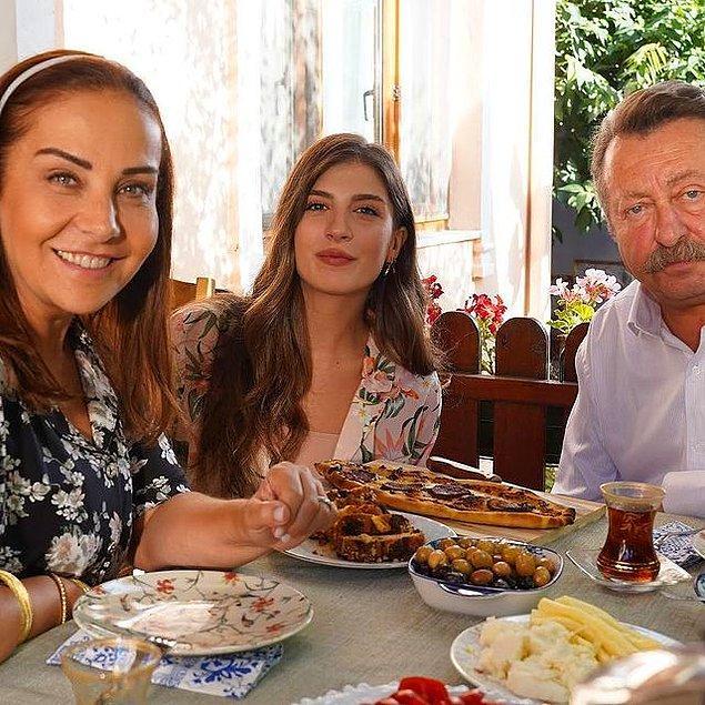 Güzel oyuncu 2020 yılında TRT ekranlarında yayına giren Tövbeler Olsun dizisinde Aylin karakterini canlandırdı.