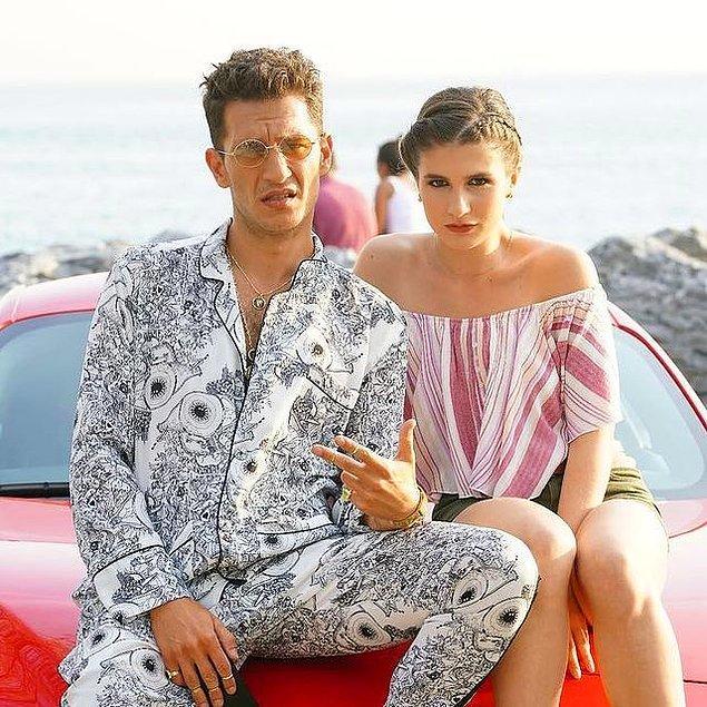 Birçok başarılı dizinin yanı sıra sinema filmlerinde de yer alan Naz Çağla Irmak, Çakallarla Dans 5 adlı komedi filminde karşımıza çıktı. Çakallarla Dans filminde Leyla karakterini canlandıran Irmak, harika oyunculuğuyla dikkat çekti.