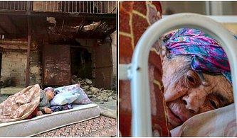 Türkiye Evinin Önündeki Yatakta Yatan Fatma Öksüzoğlu'nu Konuşmuştu: Yürek Burkan Detay Ortaya Çıktı