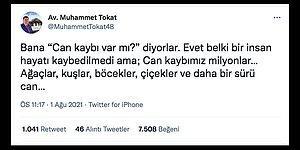 Anket: AKP Hükûmeti 2021 Yaz Yangınlarında Yetersiz mi Kaldı?