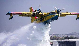 11 Büyükşehir Belediye Başkanından Yangın Bildirisi: 'THK'nın Uçaklarını Aktif Hale Getirmeye Hazırız'
