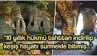 Hüküm Sürdüğü Topraklardan Kovulduktan Sonra Mağarada Yaşamak Zorunda Kalan Kralın Bi' Acayip Hikayesi