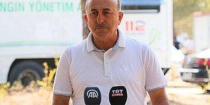 Çavuşoğlu: 'Dışarıdan Gelen Yardımları Gurur Meselesi Yapmayız'