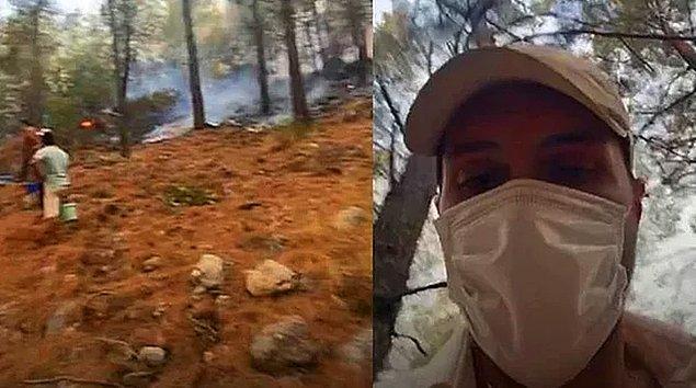 1. Alperen Duymaz, kendisine #HeplTurkey paylaşımı yaptığı için tepki gösteren takipçisine açtı ağzını yumdu gözünü!