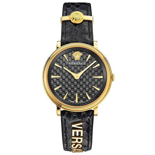10. Kaliteden şaşmayanların severek kullandığı Versace saat modelleri... 👌