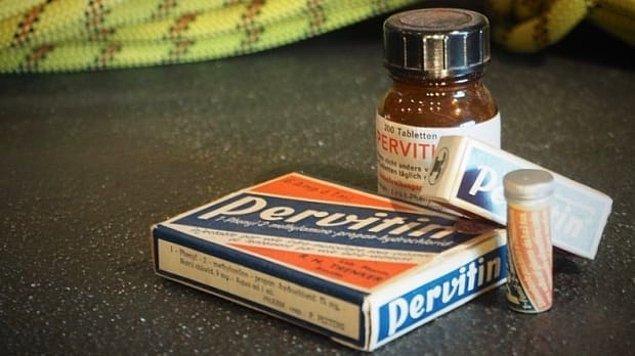 İlacın kullanımı 1941 yılında yasaklansa da cephedeki askerlerin bu ilaca bağımlı olması ilacı tekrardan aktif olarak satışlara sokuldu.