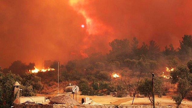 Günlerdir Türkiye'nin dört bir yanından ardı ardına gelen yangın haberleri hepimizi derinden üzdü...