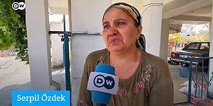 Yangında Her Şeyini Kaybeden Kadının Feryadı: 'Zeytinden Başka Güvencemiz Yoktu, Vergimizi Nasıl Ödeyeceğiz?'