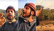 Bu Nasıl Olabiliyor?! Yangına Müdahale Etmek İsteyen Vatandaşların Suyu Kesildi: 'Bu Orman Yanacak Dediler'