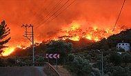 Yedinci Gün Bitti: Türkiye'yi Sarsan Yangınlarda Neler Yaşanıyor?
