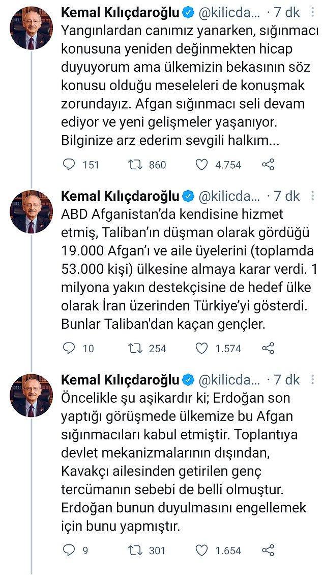 Kemal Kılıçdaroğlu'nun da dile getirdiği konunun iç yüzünden biraz bahsedelim.