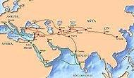 Tarihi İpek Yolu Nedir? İpek Yolu'nun İnsanlık Tarihi Boyunca Önemi...