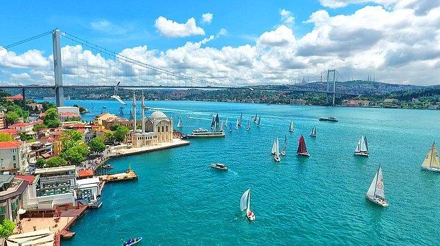 İstanbul'da Gezilecek Yerler Nerelerdir?