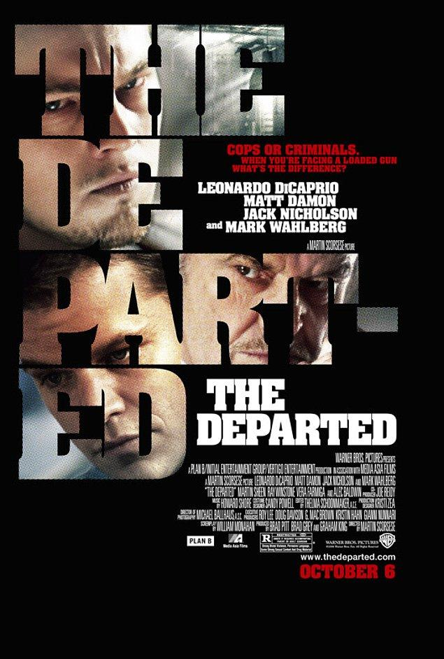 4. En İyi Film Oscar'ını kazanan ilk ve tek yeniden çevrim film: Köstebek (2006)