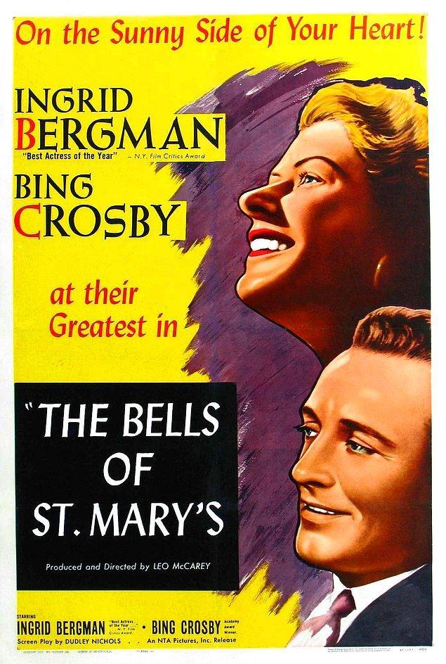 5. En İyi Film Oscar'ına aday olan ilk devam filmi: The Bells of St. Mary's (1945)
