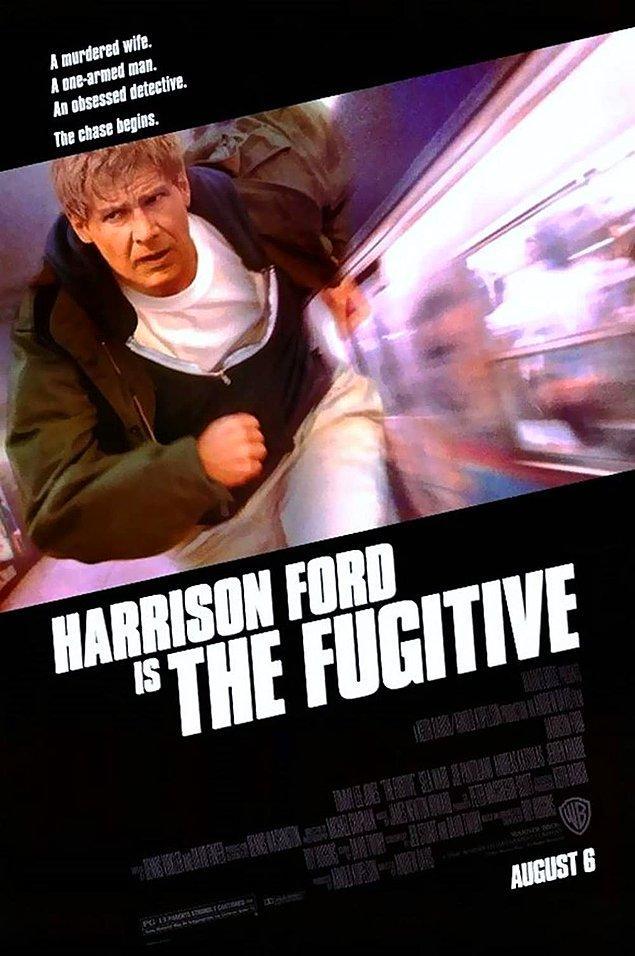 8. Bir televizyon dizisine dayanarak çekilip En İyi Film Oscar'ına aday gösterilen ilk film: Kaçak (1993)
