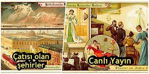 1900 Yılında Almanlara Göre 2000'li Yıllarda İcat Edilecek 12 Şey