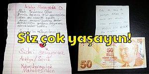 Acılarını Paylaşan Koca Yürekli Çocukların Manavgat Belediyesi'ne Gönderdiği Mektuplar Gözlerinizi Yaşartacak!