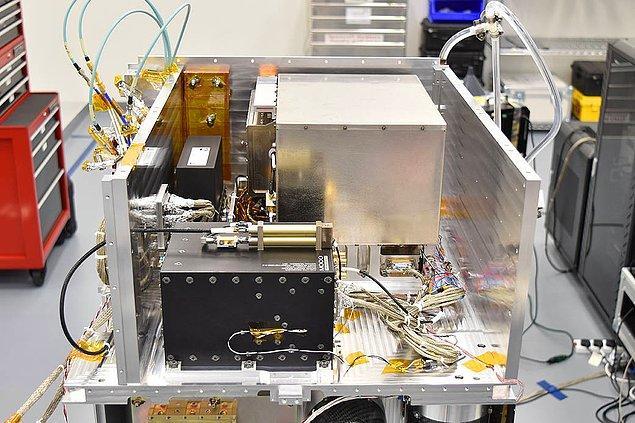 Yörüngedeki atom saati sayesinde uzay yolculuğunda yeni bir döneme girilebilir.