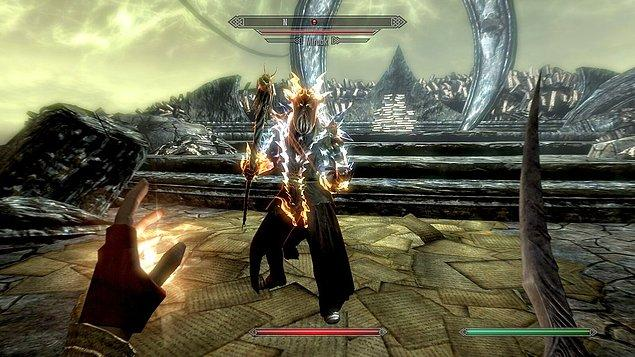 9. Miraak - The Elder Scrolls V: Skyrim