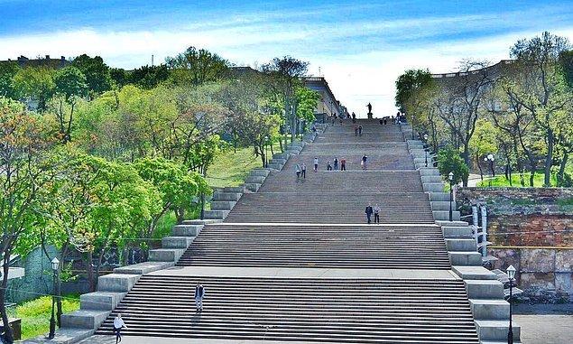 5. Potemkin Merdivenleri, Ukrayna