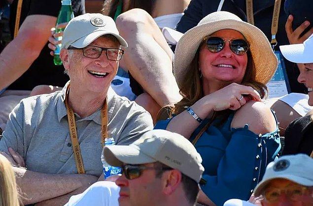2. Bill Gates ve eşi Melinda Gate'in resmi olarak boşandığını öğrendik!