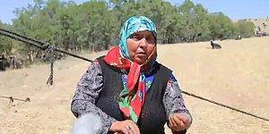 Yörük Kadını Pervin Çoban Savran'dan Doğa ve Yaşam Dersi: 'Yok Eden Yaşam Biçimine Yöneldi İnsanoğlu'