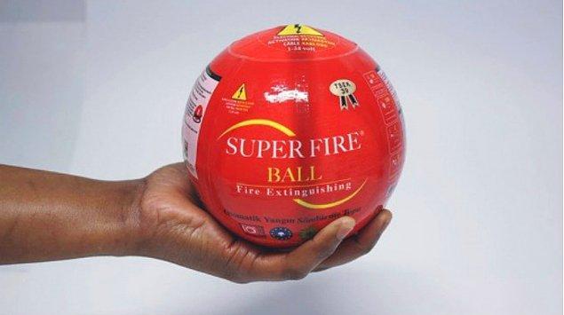Yangın Topu Nedir?