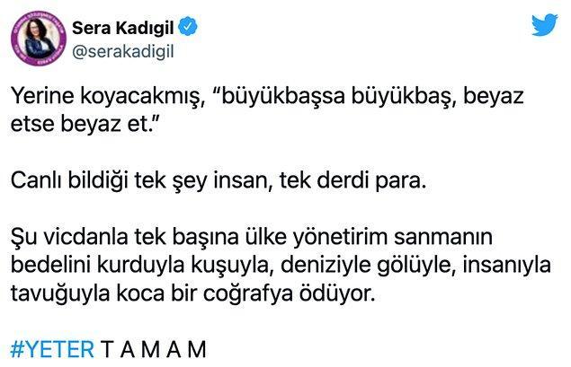 Erdoğan açıklamalarının ardından sosyal medyada eleştiri oklarının hedefi oldu...