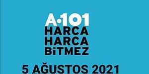 5 Ağustos 2021 Aldın Aldın Kataloğu: A101'de 5 Ağustos 2021 Tarihinde Hangi Ürünler İndirimde?