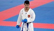 Eray Şamdan Tokyo 2020'de Karatede Gümüş Madalya Aldı