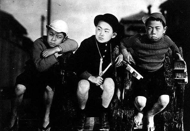 1932: I Was Born, But… – Yasujiro Ozu